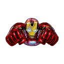 再入荷! 【ワッペン ★アイロン アップリケ★ アメリカン コミック Marvel Comics アイアンマン Iron Man P-MVL-16】