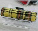 ロイヤル チェックケース柄:バーバリーチェックサイズ:10.5/12ミリ丸用長さ:6cm丈