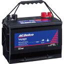 【1年保証付き】 ACデルコ マリン/RV用バッテリー ボイジャーM27MF