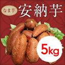 【産地直送】鹿児島県産 安納芋 生芋5kg【蜜芋 安納 さつまいも】送料無料 紅はるかもあります。