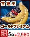 フィリピン産甘熟王ゴールドプレミアム 5袋・送料無料¥2,980