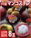 タイ産マンゴスチン8玉送料無料¥3,280