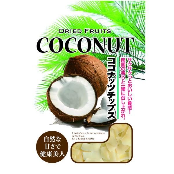 ココナッツチップス≪40g≫