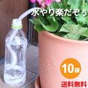 水やり楽だぞぅ 4本入り★ 10袋【送料無料】 自動潅水・給水