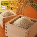 送料無料 広島県産 自然農法で作った米 2kg令和元年産 1等米