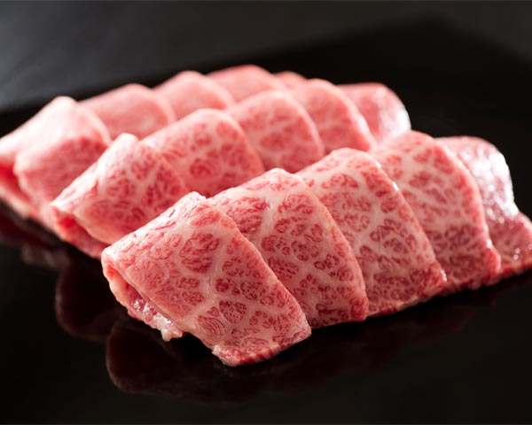 《国内産》黒毛和牛 カルビ焼肉(バラカルビ) 1,000g(CT) 090151
