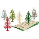 クーポン オーナメント グリーティングカード テイスト おしゃれ フィンランド プレゼント バースデー クリスマスツリー