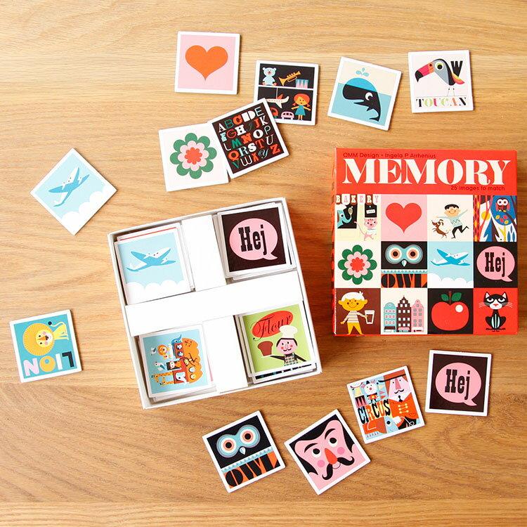 1000円クーポン獲得可★【OMM-design】メモリーゲーム Memory Game …...:kakko:10003261