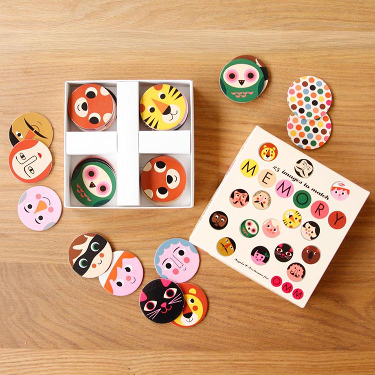 1000円クーポン獲得可★OMM-design メモリーゲーム Memory Game ラ…...:kakko:10003262