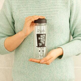 リユースボトルfika[フィーカ]500ml【水筒マイボトルタンブラーマイ水筒直飲み洗いやすいリバーズプラスチック大容量おしゃれコンパクトこぼれないクリアボトル女性男性ギフトスポーツプレゼントアウトドア】