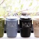 リバーズ ウォールマグデミタ フィーカ タンブラー プラスチック マグカップ コーヒー