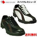GOLF STATES ゴルフステーツ 4WDスパイクレス 3.5E ゴルフシューズ GSS-4004