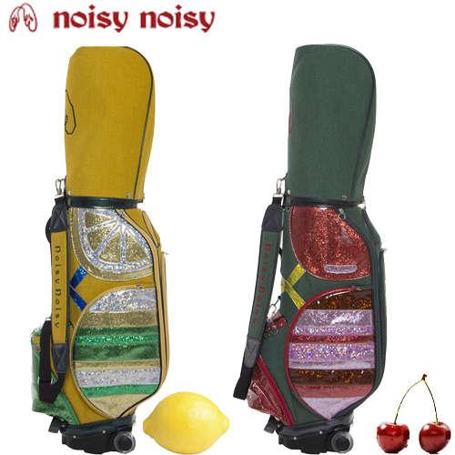 MIEKO UESAKO ミエコウエサコ noisy noisy ノイジーノイジー キャスター付き レディース キャディバック noisy-9985  送料無料対応