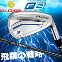 Taylor made テーラーメイド GLOIRE F2 グローレ F2 5本アイアンセット #6〜PW GL6600カーボン
