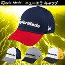 2017年モデル 日本正規品 TaylorMade テーラーメイド ニューエラ ライフスタイル39 サーティー ゴルフキャップ LNQ71