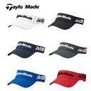 テーラーメイド ゴルフ TaylorMade ツアーレイダー メンズ バイザー 2019SSモデル ANW71