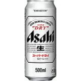 アサヒ スーパードライ 500ml缶 500ML × 24缶