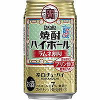 宝 焼酎ハイボール <ラムネ割り> 350ml缶 350ML × 24本
