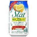 アサヒ Slat(すらっと) レモンスカッシュ 350ml缶 350ML × 24本