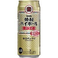宝 焼酎ハイボール ドライ 下町缶 500ml缶...の商品画像