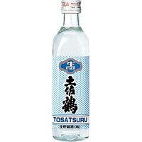 土佐鶴 生貯蔵酒 角 300ML 1本