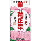 佳選 菊正宗ピン 900mlパック/菊正宗酒造(兵庫) 900ML × 6本