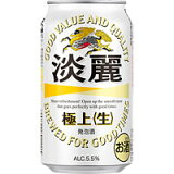 麒麟 淡麗 極上 350ml缶 350ML × 24缶