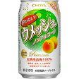 チョーヤ 酔わないウメッシュ 缶 (ノンアルコール) 350ML × 24缶