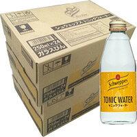 【2ケースパック】シュウェップス トニックウォーター 250ML瓶 x 2ケース 1セット [17997]