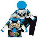 仮面ライダーエグゼイド 変身フォトプリスーツ 仮面ライダーブレイブ仮面ライダー キッズ パジャマ