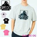 XLARGE エクストララージ Tシャツ 半袖【S/S TEE OG】X-LARGE メンズ 01201126