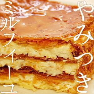 ルフィーユチーズケーキ ミルフィーユ
