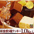 チュべ・ド・クッキーMIX(250g×4袋)