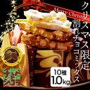 チョコレート クリスマス割れチョコミックス10種1.0kg 【蒲屋忠兵衛商店】【チュベドショコラ】
