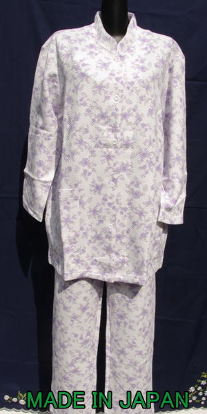 鎌倉トムお勧め二重織りスタンドカラー長袖のL判パ...の商品画像