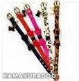 ◆メール便送料無料◆【犬 首輪】【小型犬 首輪】ハラコ素材首輪