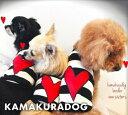◆メール便送料無料◆【ドッグウェア】【犬の服】THE HEART タンクトップ