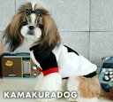 ◆メール便送料無料◆【ドッグウェア】【犬 服】BIGスター★シャツ