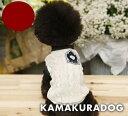 ◆メール便送料無料◆【ドッグウェア】【犬 服】Eエンブレムニット