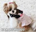 【ドッグウェア】【犬 服】キャンディピンクワンピース...