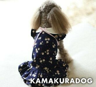 ◆ ◆ 花 navywan 連衣裙