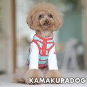 【犬の服】シャークボーダータンク
