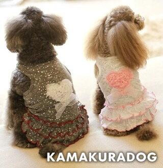 ◆ ◆ heartlibonwan 連衣裙