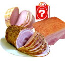 幻のおハコ福袋。送料無料ベーコン ハム BBQ お弁当 おか...