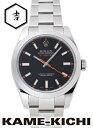 【中古】ロレックス 3年保証 ミルガウス Ref.116400 ブラック (ROLEX Milgauss)【楽ギフ_包装】