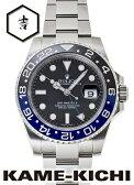 【中古】ロレックス 3年保証 GMTマスターII Ref.116710BLNR ブラック (ROLEX GMT MasterII)【楽ギフ_包装】