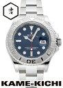 【中古】ロレックス 3年保証 ヨットマスター Ref.116622 ブルー (ROLEX Yacht Master)【楽ギフ_包装】