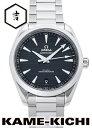 オメガ シーマスター アクアテラ 150m コーアクシャル マスタークロノメーター Ref.220.10.41.21.01.001 ブラック (OMEGA Seamaster Aqua Terra 150m CoAxial Master Chronometer)