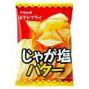 東豊製菓 ポテトフライ じゃが塩バター 1袋(4枚入) ×20袋 イースター