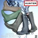 ハンター HUNTER 送料無料 メンズ(男性用) MFT9000 レインブーツ SWAMPGREEN(スワンプグリーン) DARKOLIVE(ダークオリーブ) HUNTERGREEN(ハンターグリーン) NAVY(ネイビー) BLACK(ブラック) 5色